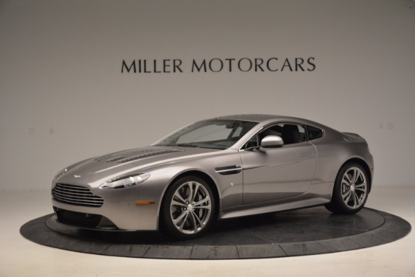 Used 2012 Aston Martin V12 Vantage for sale Sold at Bentley Greenwich in Greenwich CT 06830 2