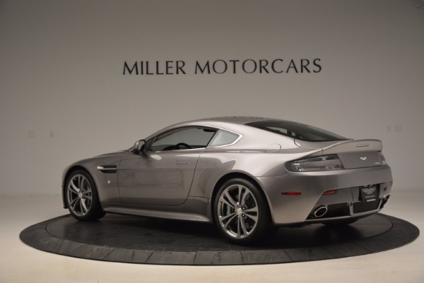 Used 2012 Aston Martin V12 Vantage for sale Sold at Bentley Greenwich in Greenwich CT 06830 4