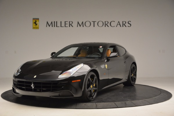 Used 2014 Ferrari FF for sale Sold at Bentley Greenwich in Greenwich CT 06830 1