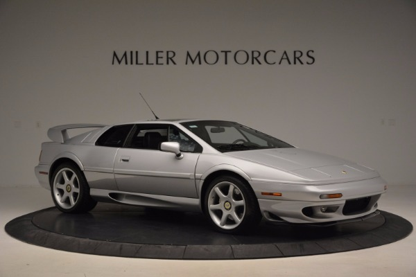 Used 2001 Lotus Esprit for sale Sold at Bentley Greenwich in Greenwich CT 06830 10