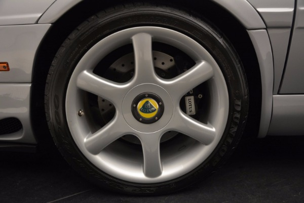 Used 2001 Lotus Esprit for sale Sold at Bentley Greenwich in Greenwich CT 06830 13