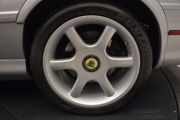 Used 2001 Lotus Esprit for sale Sold at Bentley Greenwich in Greenwich CT 06830 14