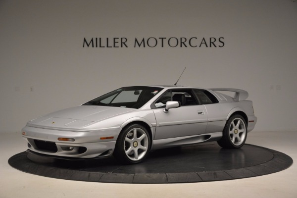 Used 2001 Lotus Esprit for sale Sold at Bentley Greenwich in Greenwich CT 06830 2