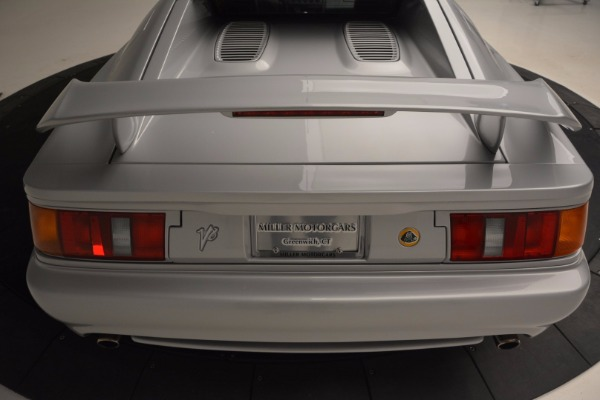 Used 2001 Lotus Esprit for sale Sold at Bentley Greenwich in Greenwich CT 06830 21