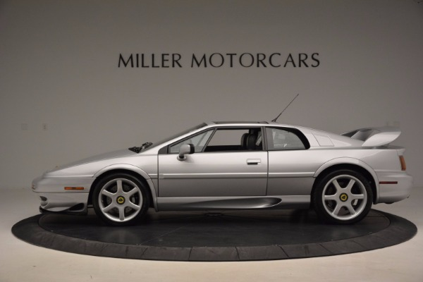 Used 2001 Lotus Esprit for sale Sold at Bentley Greenwich in Greenwich CT 06830 3