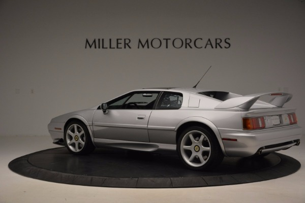 Used 2001 Lotus Esprit for sale Sold at Bentley Greenwich in Greenwich CT 06830 4