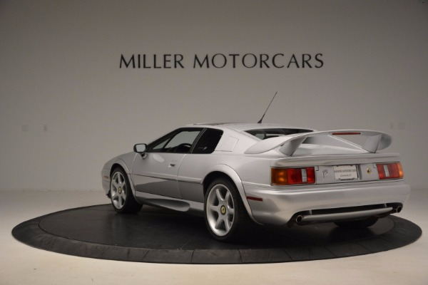 Used 2001 Lotus Esprit for sale Sold at Bentley Greenwich in Greenwich CT 06830 5
