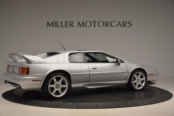 Used 2001 Lotus Esprit for sale Sold at Bentley Greenwich in Greenwich CT 06830 8