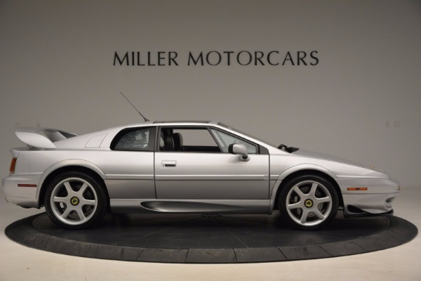Used 2001 Lotus Esprit for sale Sold at Bentley Greenwich in Greenwich CT 06830 9