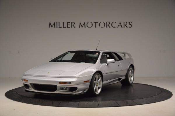 Used 2001 Lotus Esprit for sale Sold at Bentley Greenwich in Greenwich CT 06830 1