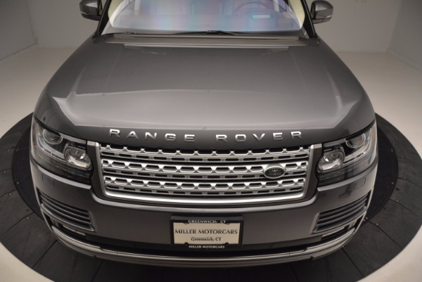 Used 2016 Land Rover Range Rover HSE TD6 for sale Sold at Bentley Greenwich in Greenwich CT 06830 13