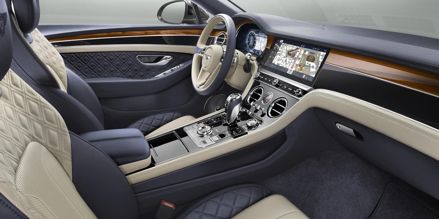 Bentley New Continental GT Interior